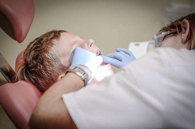 otroški zobozdravnik